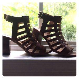 Tahari Woodblock Heels